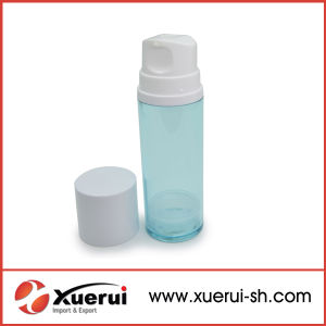 Empty Cosmetic Airless Bottle, Plastic Airless Pump Bottle pictures & photos