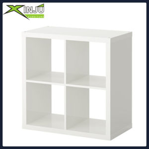 9 Cube Wooden/Wood Storage Collection Bookcase pictures & photos