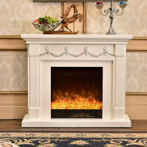 Modern LED Heating Home Furniture Electric Fireplace (340) pictures & photos