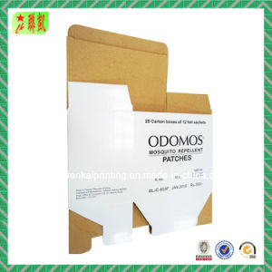 Retail Packaging Snap Bottom Lock Corrugated Box pictures & photos