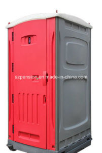 Peison HDPE Mobile Prefabricated/Prefab Container Public Toilet pictures & photos