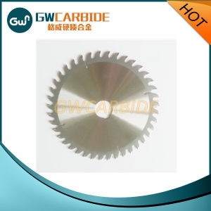 Tungsten Carbide Saw Blade with Fine Teeth pictures & photos