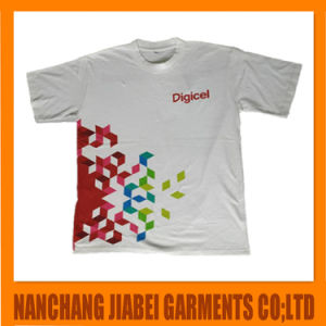 Men′s T-Shirt 100% Cotton Cheap Price with Promotion Printing