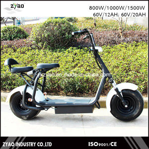 Factory Citycoco Removable Battery Front Rear Hydraulic Disc Brake Promotion Product E-Scooter City Coco 2 Wheels pictures & photos