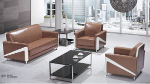 Modern Living Room Furniture Leather Home Sofa pictures & photos