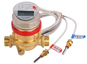 Detachable Multi Jet Mechanical Heat Meter with M-Bus or RS-485 for Option pictures & photos