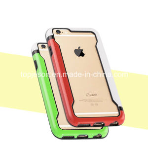 Color Stitching Full Coverage Phone Cover for iPhone 6/6s