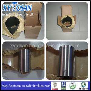 Engine Cylinder Liner for Mitsubishi 4D30/4D33/4D55/4D56/6D17/4m40 pictures & photos