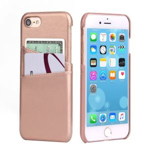 iPhone 6 Credit Card ID Holder Slots Shockproof Protective Case pictures & photos
