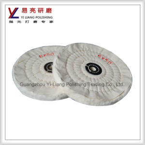 Combed Cotton Buff Buffer for Car The Last Step Fulfill pictures & photos