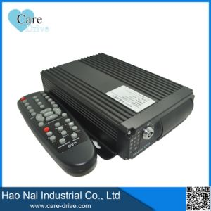 4 Channel Video Recorder, Mobile DVR Monitor System for Fleet Management pictures & photos
