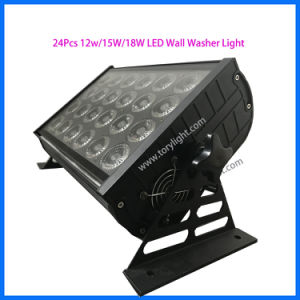 DMX 512 LED DJ Party Light 24PCS 10W Wall Washer pictures & photos