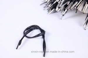 Fashion Handbag Handle PU Rope with Plastic Buckle pictures & photos