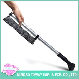 Long Handle Best Power Extendable Snow Broom Scraper Brush pictures & photos