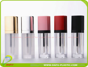 Lip Gloss Packaging Tube for Lipgloss with Brush pictures & photos