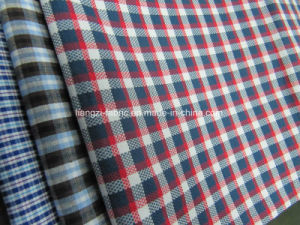 Cotton Yarn Dyed Dobby Checks for Shirt-Lz6741 pictures & photos