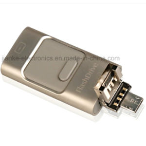 Coustom Hot Sale Mobile Phone OTG USB Flash Disk (760) pictures & photos