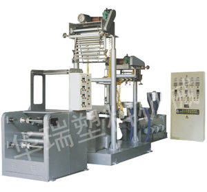 Vertical-Blown PVC Film Extruder (SJRM-48*23/400) pictures & photos