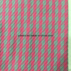 Twill Check Plain Wool Fabric pictures & photos
