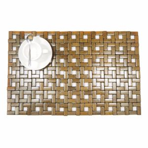 Bamboo Natural Place Mat for Tabletop and Flooring pictures & photos