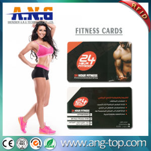 High Quality Customized PVC Card/ Fitness Member Plastic Card pictures & photos