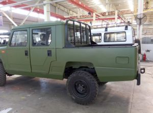 off Road Pick-up Origine From Military Vehicle pictures & photos