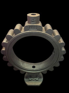 Buterfly Valve Sand Casting Part pictures & photos