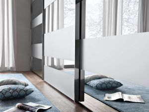 Sliding Door Wardrobe Home Furniture pictures & photos