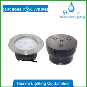 IP68 Waterproof Round LED Underground Light pictures & photos