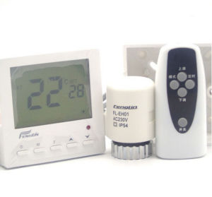 Heating Thermostat in Flooring Heating System pictures & photos