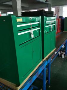 Professional Rolling Tool Storage with 4 Wheels (FY07A-JS-317) pictures & photos