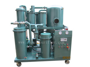 Black Engine Oil Hydraulic Oil Lubricant Oil Recycling Machine (TYA) pictures & photos