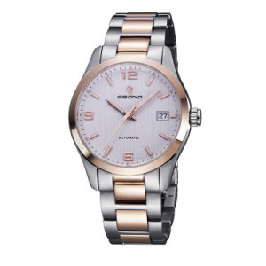 Staineless Steel mechanical Promotion Business Wrist Watch pictures & photos