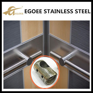 Stainless Steel Round Bar Holder for Handrail pictures & photos