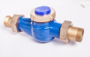 Water Meter Civil with Muti Jet Liquid Sealed pictures & photos