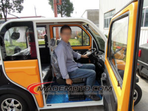 2 Doors 4s Model Electric Car Vehicle pictures & photos