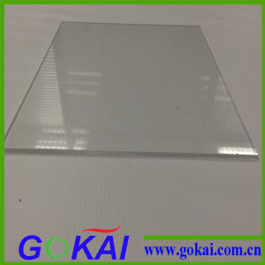 Gokai Hot Sale Acrylic Board/ Acrylic Plate Display Stand pictures & photos