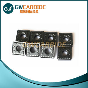 CNC Tungsten Carbide Indexable Cutting Inserts pictures & photos