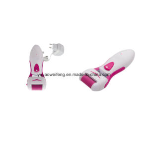 Washable Rechargeable Personal Pedi Electric Callus Remover pictures & photos