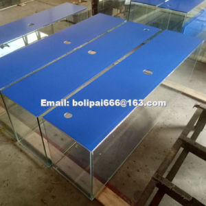 Durable Glass Aquaculture Fish Tank with Holes Drilling pictures & photos