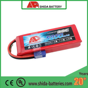 5200mAh 11.1V Lithium Polymer Battery for Jump Starter pictures & photos