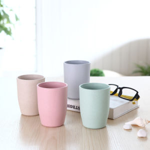 Hot Sale Colorful Bamboo Fiber Baby Cup (YK-BC4046) pictures & photos