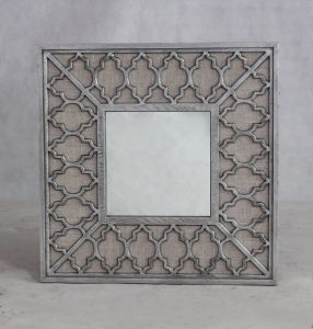 Wall Hanging Wooden Decorative Mirror Art Frame pictures & photos