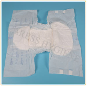 Disposable Adult Diaper with High Absorbency pictures & photos