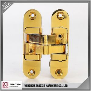3D Adjustable Concealed Hinge with Special Zinc Alloy pictures & photos