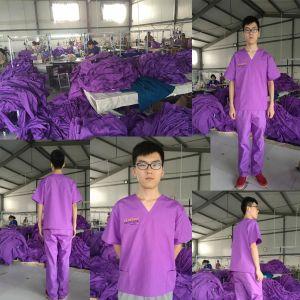 Short Sleeved Nurses, Doctors, Uniforms, Custom Styles, Colors pictures & photos