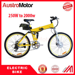 Electric Mountain Bike 500W Ebike 48V11ah Hidden Battery pictures & photos