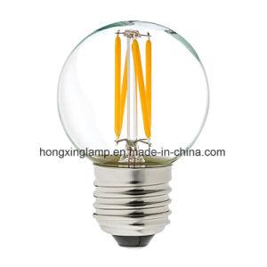 LED Filament Bulb G45 4W pictures & photos