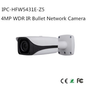4MP WDR IR Bullet Network Camera (IPC-HFW5431E-Z5) pictures & photos
