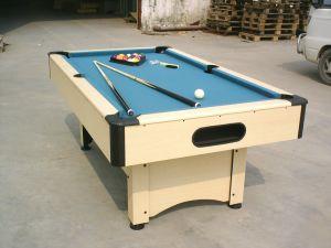 Cheaper Billiard Table (KBP-8011C) pictures & photos